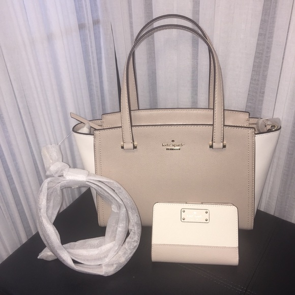 kate spade Handbags - NEW KATE SPADE ♠️ Bag with matching wallet